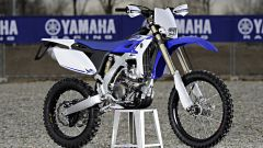 Yamaha Off-road e Motard, demo ride a Ottobiano - Immagine: 3