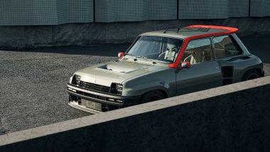 R5 Turbo 3 by Legende Automobiles: motore da 405 CV e trazione posteriore