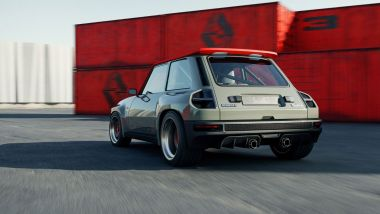 R5 Turbo 3 by Legende Automobiles: una Renault 5 Turbo in chiave attuale