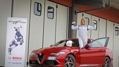 Rachele Sangiuliano: ha vinto 2 volte, tra le altre cose, la Coppa Italia di Serie A2