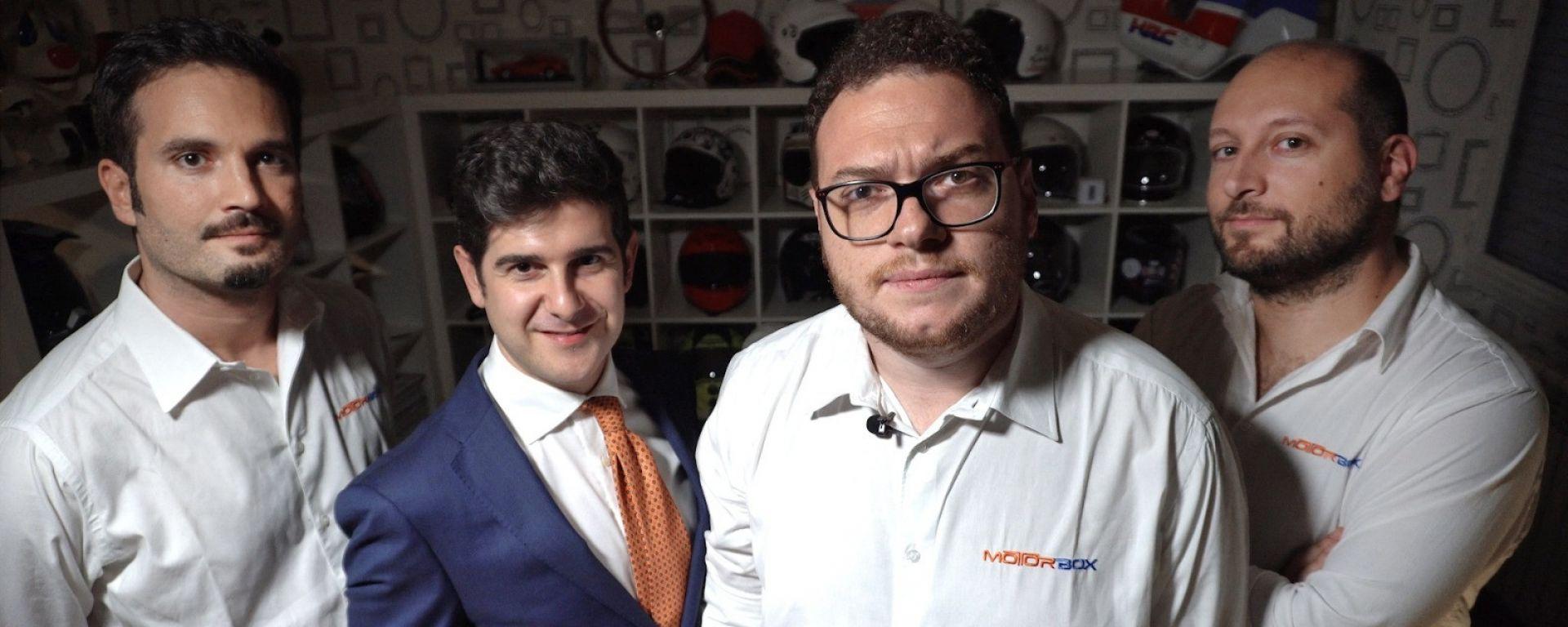 RadioBox, i conduttori della nuova trasmissione in streaming sul motorsport di MotorBox