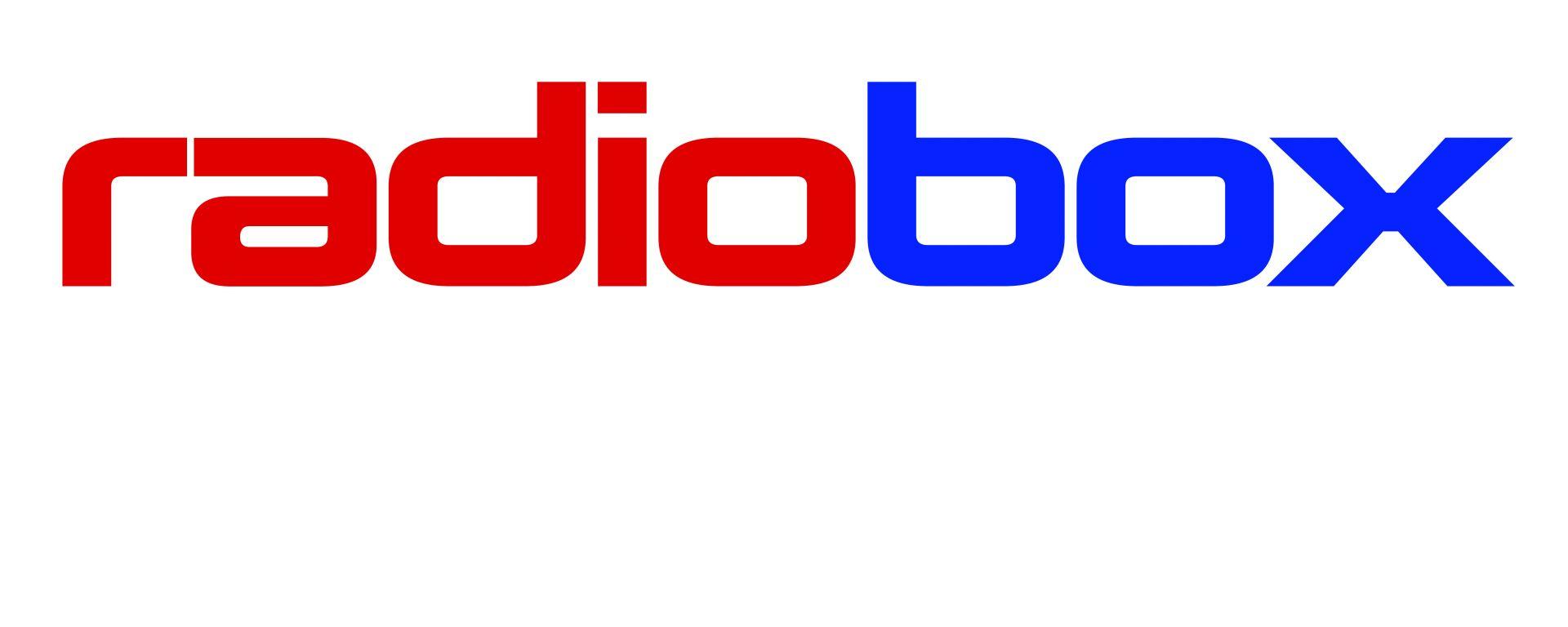 RadioBox, il logo della trasmissione di MotorBox