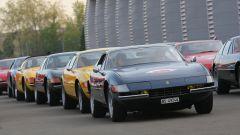 Raduno Ferrari 365 GTB/4 Daytona
