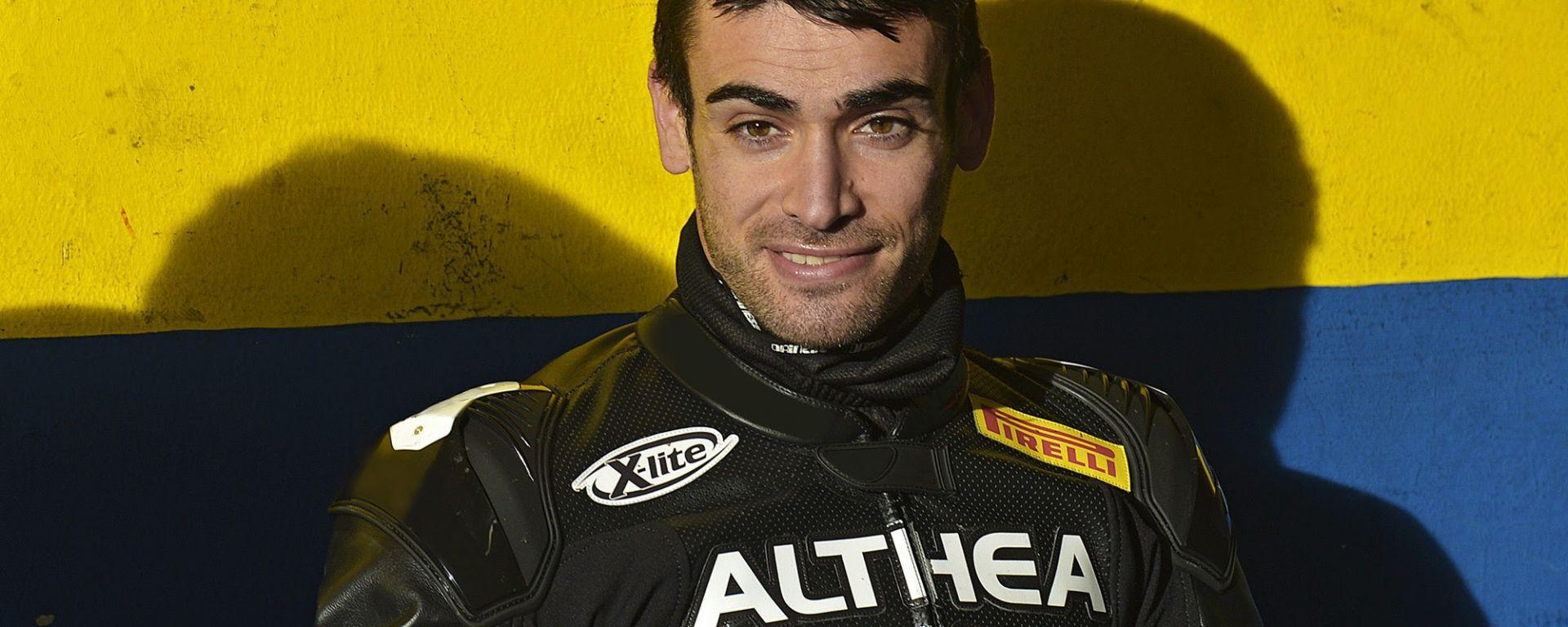 SUPERBIKE 2017: Raffaele De Rosa di nuovo con Althea Racing anche nel 2017
