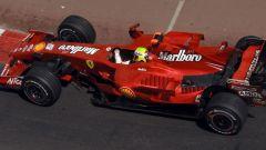 Raikkonen 2007 - Monaco