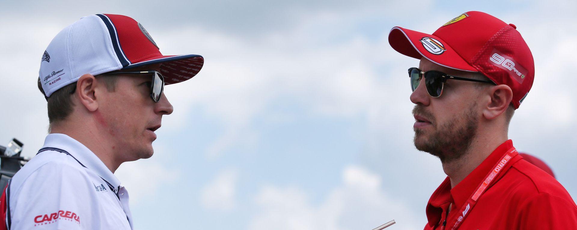 """Raikkonen: """"La Ferrari non è molto diversa da qualsiasi altra squadra"""""""