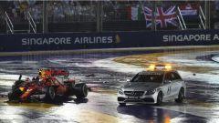 Raikkonen e Verstappen - GP di Singapore