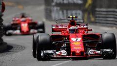 Raikkonen - F1 2017 GP Monaco