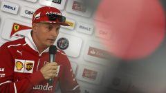 Raikkonen - GP Ungheria, F1 2017