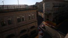 Raikkonen in pista a Baku