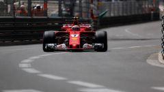 Raikkonen - qualifiche F1 2017 GP Monaco