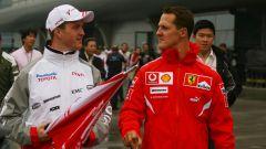 Ralf & Michael Schumacher