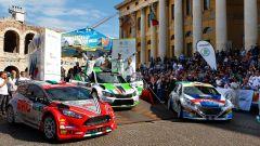 I protagonisti del Campionato Italiano Rally 2016 - Immagine: 5