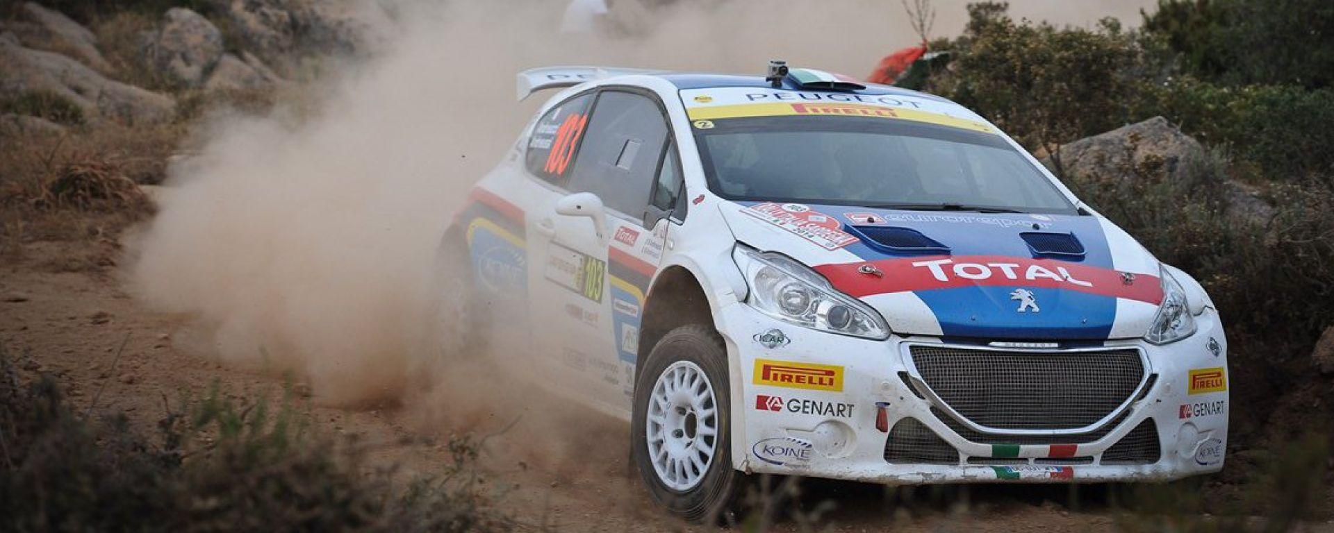 I protagonisti del Campionato Italiano Rally 2016