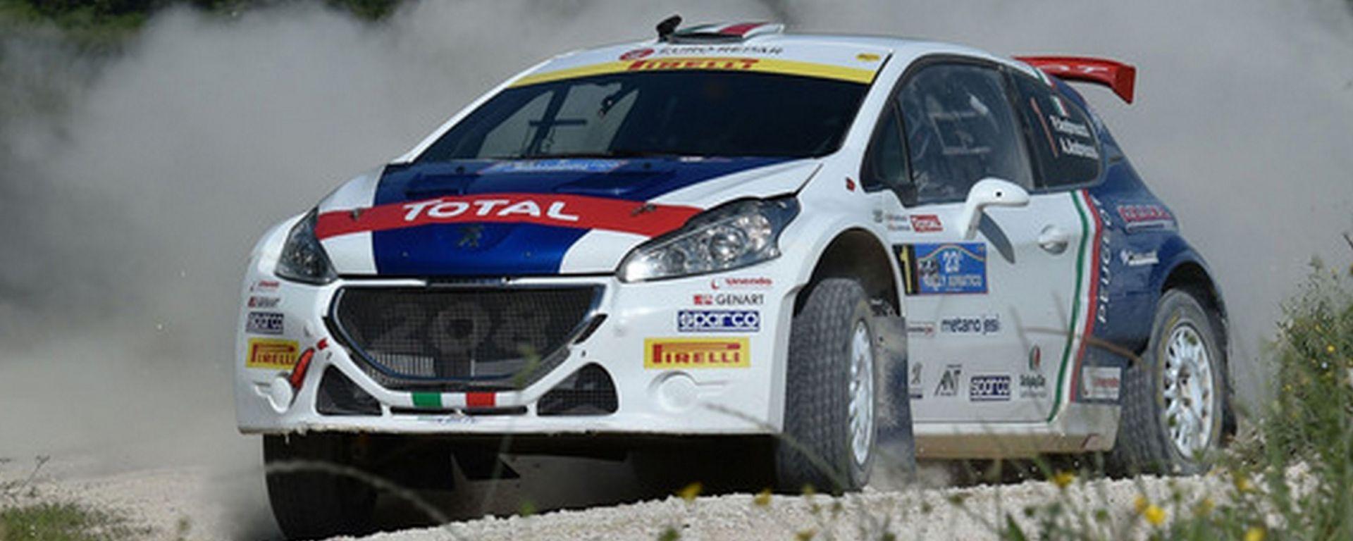 Rally Adriatico: Scandola domina anche in gara 2