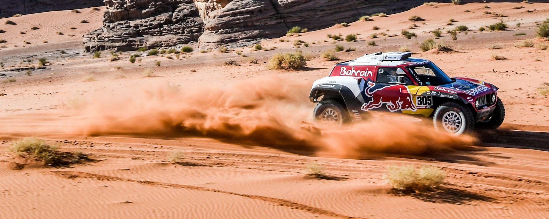 Rally Dakar 2020, tappa 3: Carlos Sainz (Mini) vince e si porta al comando della generale [Foto: ASO]