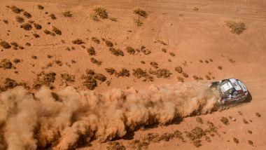 Rally Dakar 2020, tappa 3: Fernando Alonso (Toyota) [Foto: ASO]