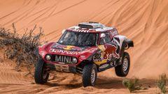 Rally Dakar, tappa 6: Peterhansel e Brebec protagonisti di giornata - Immagine: 1