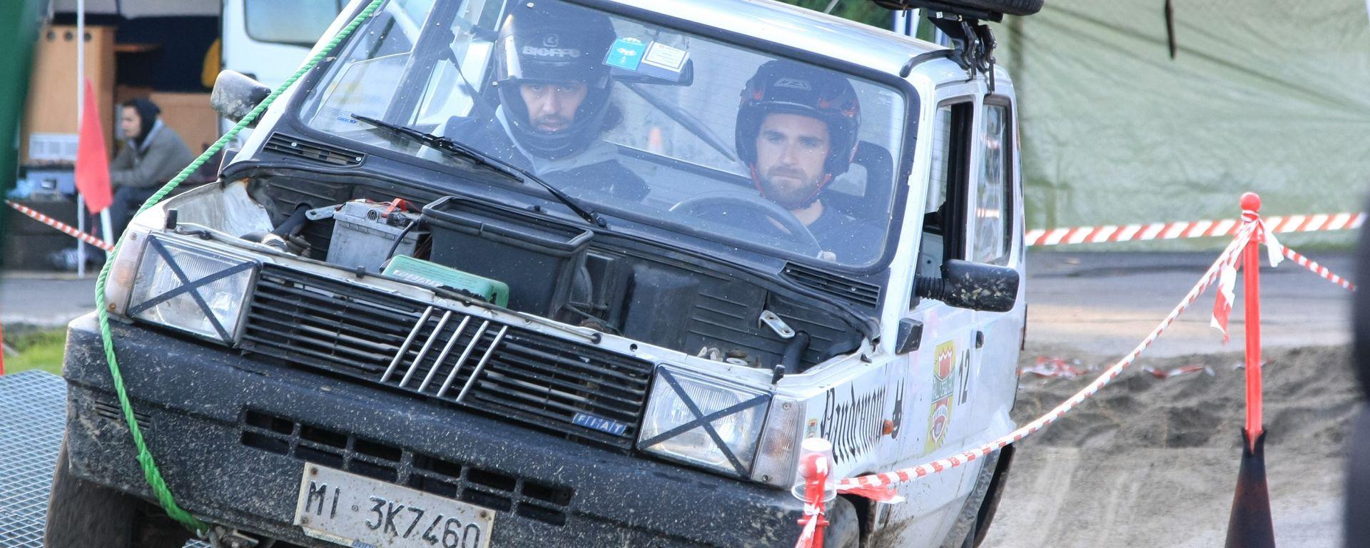Rally degli Eroi 2013: la gara