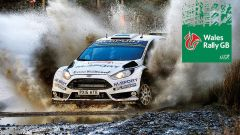 Rally del Galles - WRC 2016