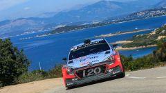 Rally di Francia Corsica 2016