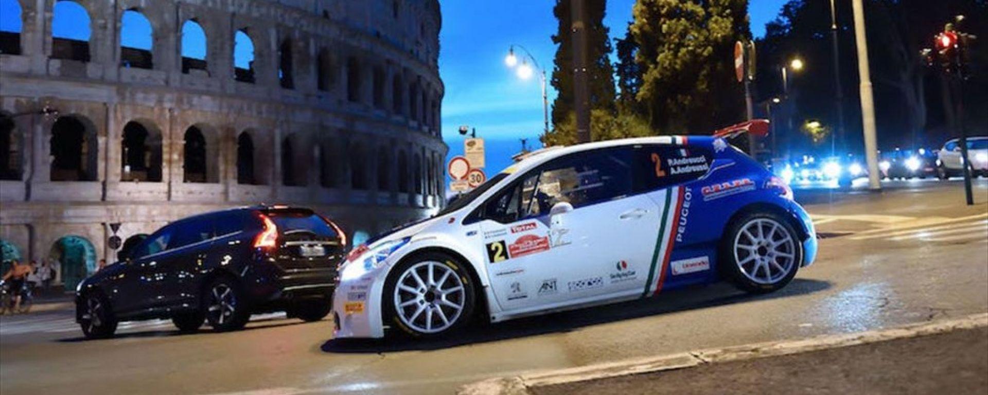 Rally di Roma Capitale 2018 - info e risultati