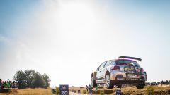 Rally di Spagna 2018: la Citroen C3 R5 vede rosso
