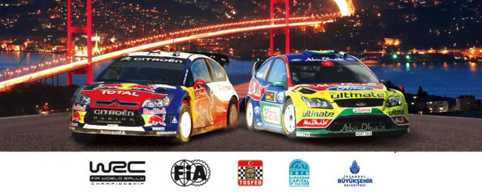 Rally di Turchia - WRC