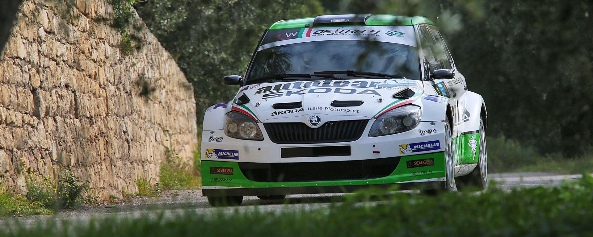 Rally Due Valli 2016 - Info e Risultati