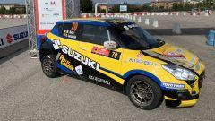 Rally Due Valli 2019: la Suzuki Swift Boosterjet 1.0 RS di Marco Betti e Nicolò Lazzarini