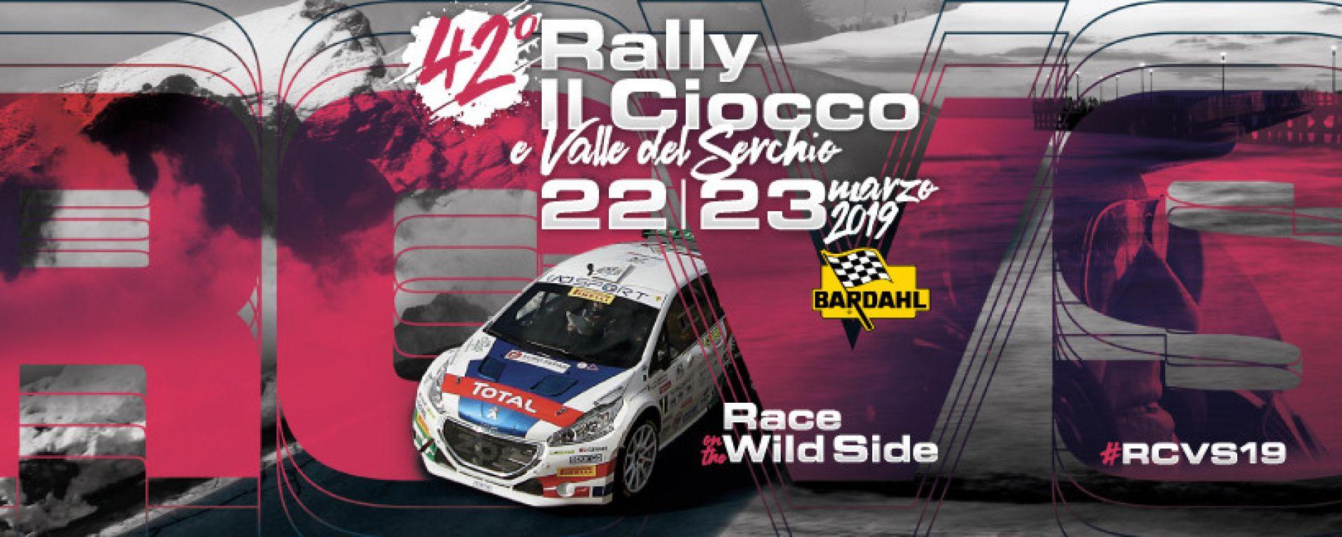 42° Rally Il Ciocco e Valle Serchio 2019 - Info e Risultati