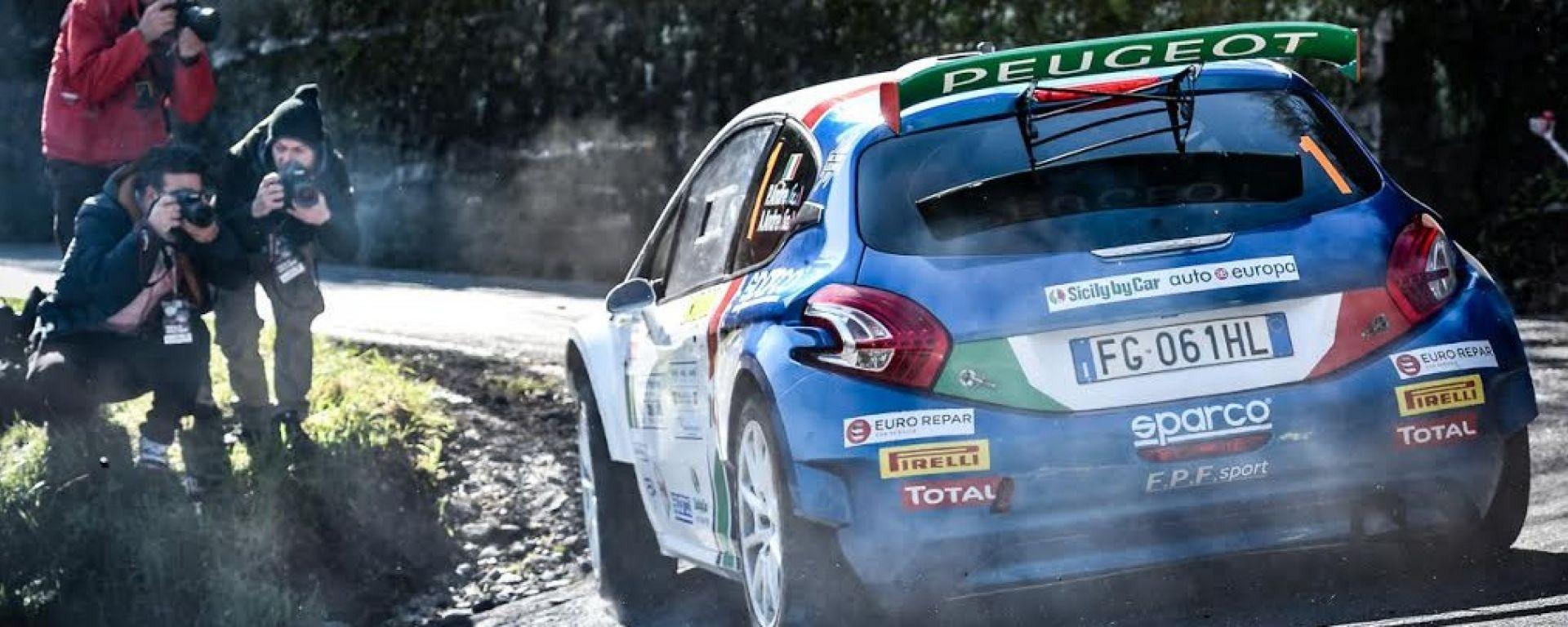 Rally Il Ciocco: Peugeot Sport continua a vincere nel CIR