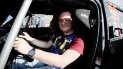 Rally Italia Talent, Salvo Sardina (MotorBox) guida la Suzuki Swift RS affiancato da Renato Travaglia