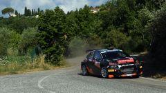Rally Roma Capitale 2020: Alexey Lukyanuk (Citroen C3 R5) vince la tappa del campionato europeo