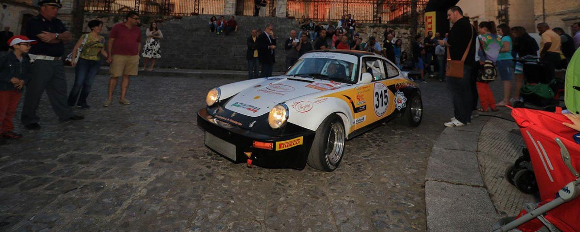 Rally Targa Florio 2016 - Info e Risultati