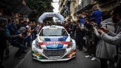 Rally Targa Florio 2018: solo il secondo posto per Peugeot e Andreucci