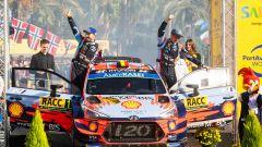 Rally Wrc Spagna - podio 2019