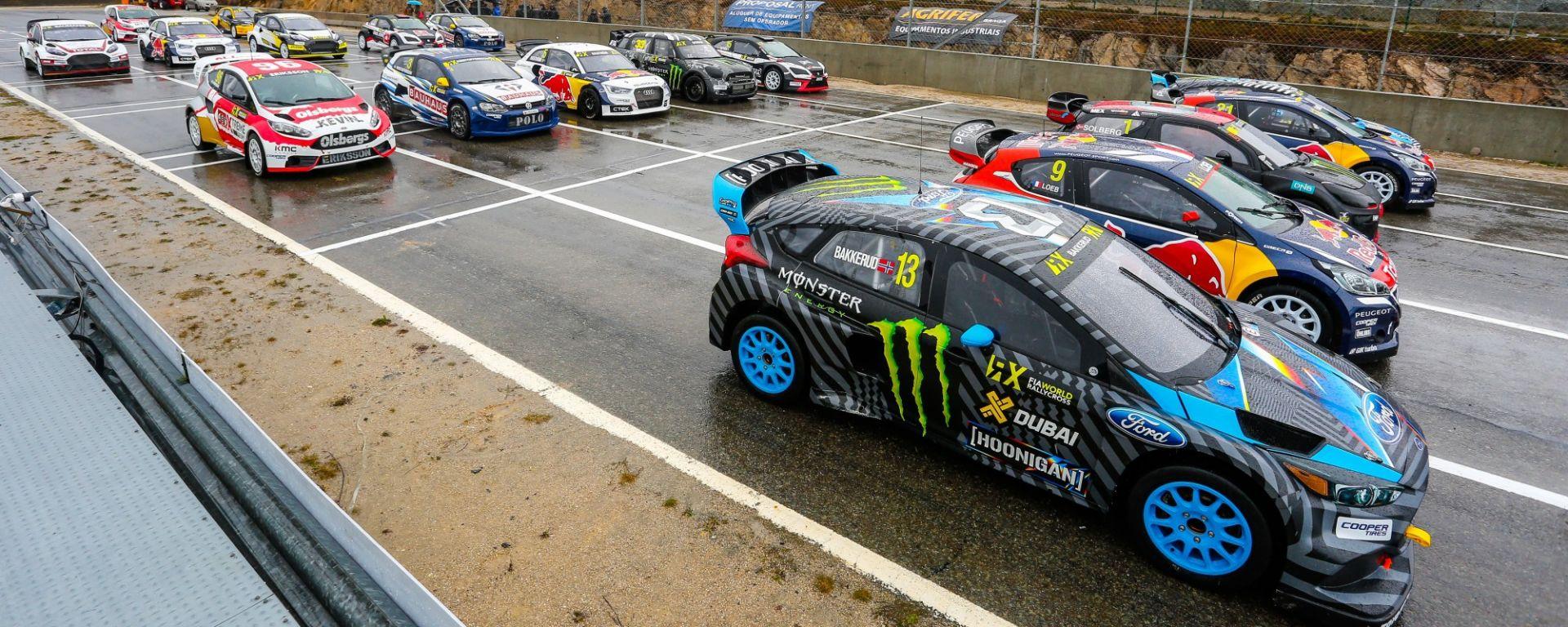 Rallycross 2016: Ekstrom fa il bis e passa in testa al mondiale!