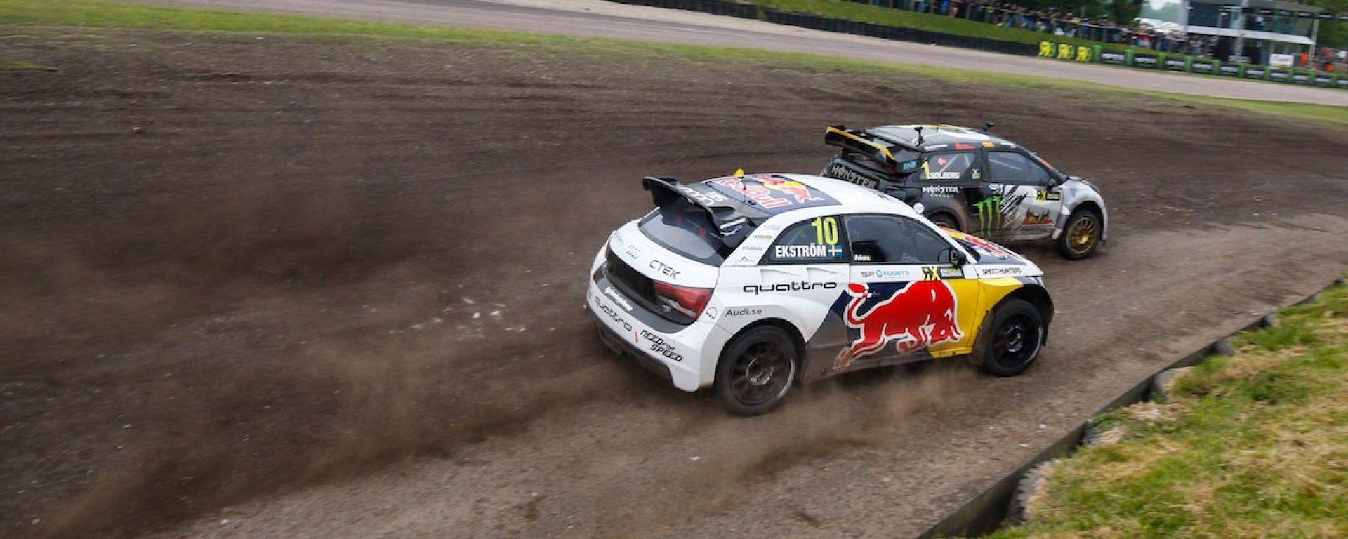 Rallycross 2016 - RD11 Circuito di Germania - Info