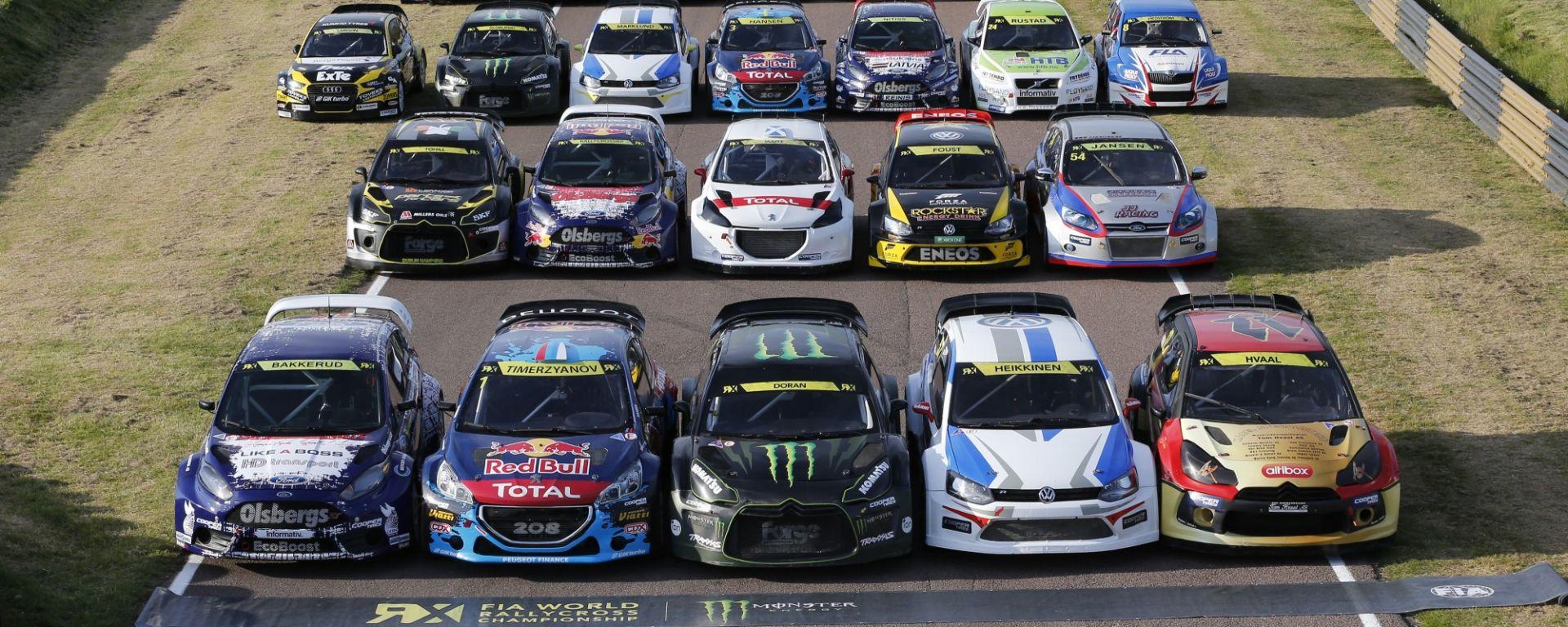 Rallycross 2016 - RD4 Circuito d'Inghilterra - Info