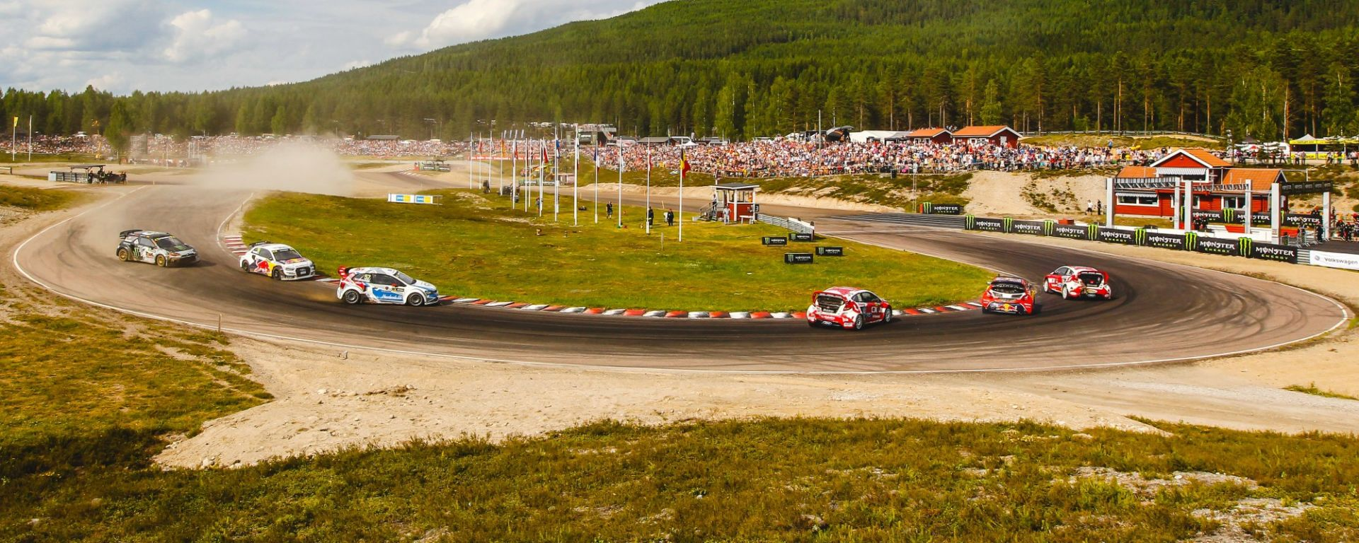 Rallycross 2016 - RD6 Circuito di Svezia - Info