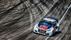 Rallycross 2017: le Peugeot 208 WRX a Hell in Norvegia - Immagine: 1