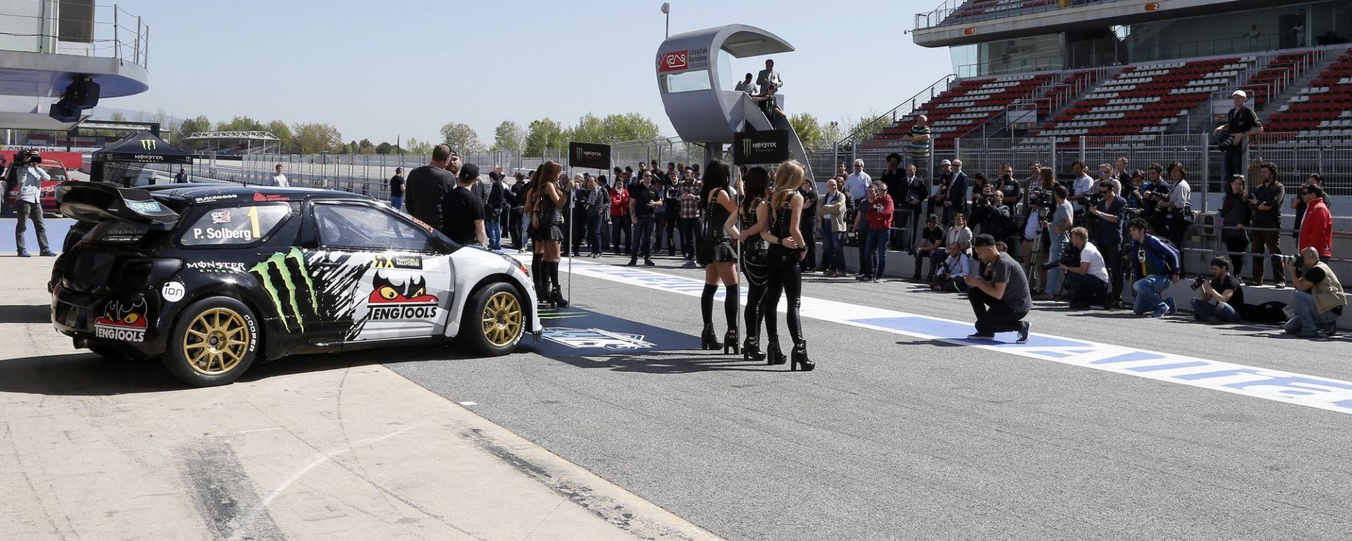 Rallycross 2018: GP Barcellona Spagna - Info, risultati, programma, orari