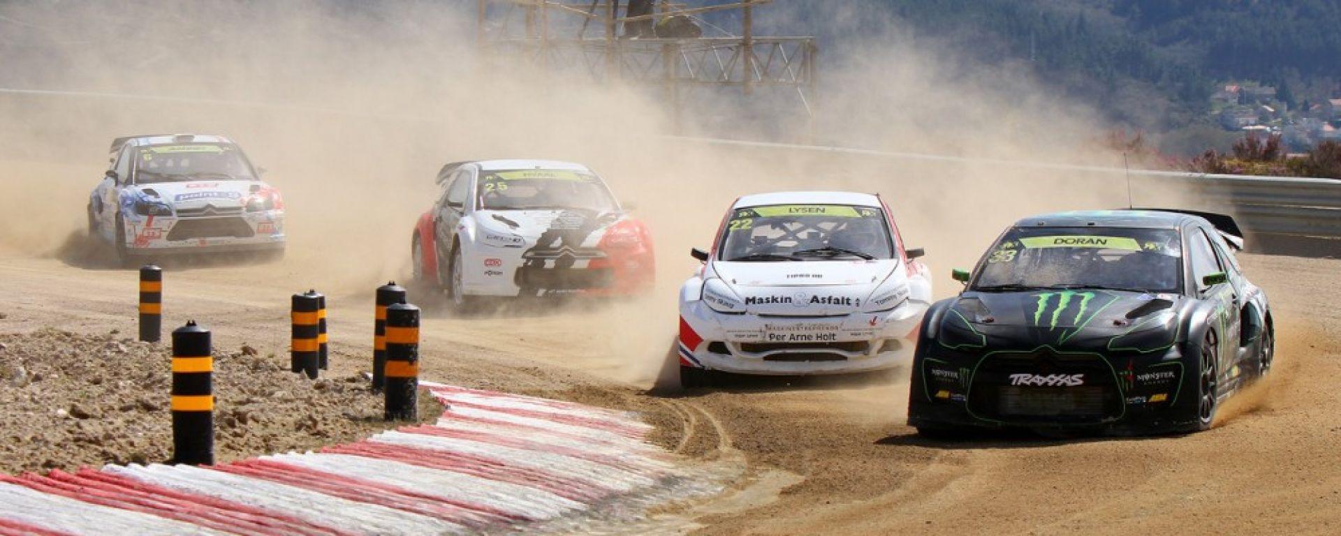 Rallycross 2018: GP Montalegre Portogallo - Info, risultati, programma, orari