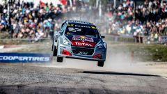 Rallycross 2018, GP Svezia Holjes: Timmy Hansen conquista il 4° posto per Peugeot  - Immagine: 1