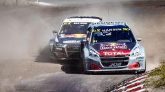 Rallycross 2018, GP Svezia Holjes: Timmy Hansen conquista il 4° posto per Peugeot  - Immagine: 2