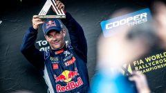 Rallycross 2018: le parole degli uomini Peugeot dopo il GP di Riga