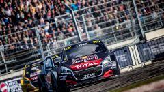 Rallycross 2018: Loeb porta la Peugeot sul podio del GP di Riga - Immagine: 1