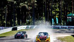Rallycross 2018: Loeb porta la Peugeot sul podio del GP di Riga - Immagine: 2