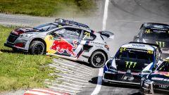 Rallycross 2018: Peugeot manca il podio al GP di Hell - Immagine: 2